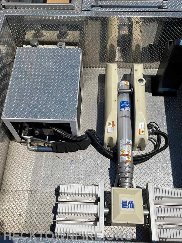 Light Tower and Generator